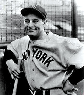 About Movies � Lou Gehrig
