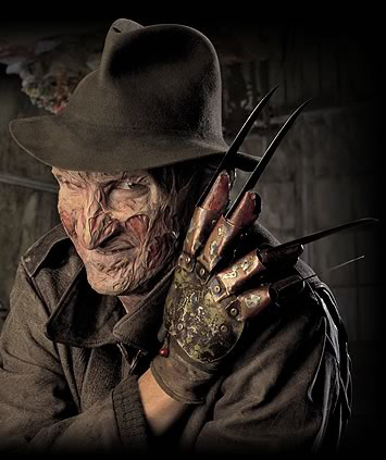 a nightmare on elm street_freddy krueger