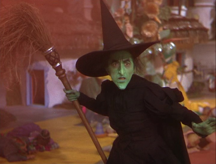 the wizard of oz_wicked witch